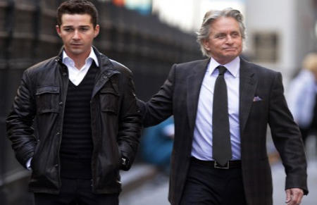Gordon Gekko en Wall Street 2