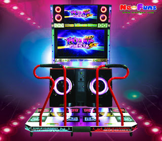 Pump It Up 2011 FIESTA EX