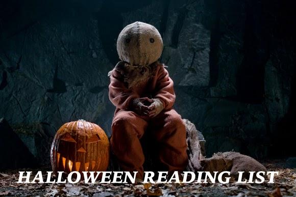 Halloween reading list