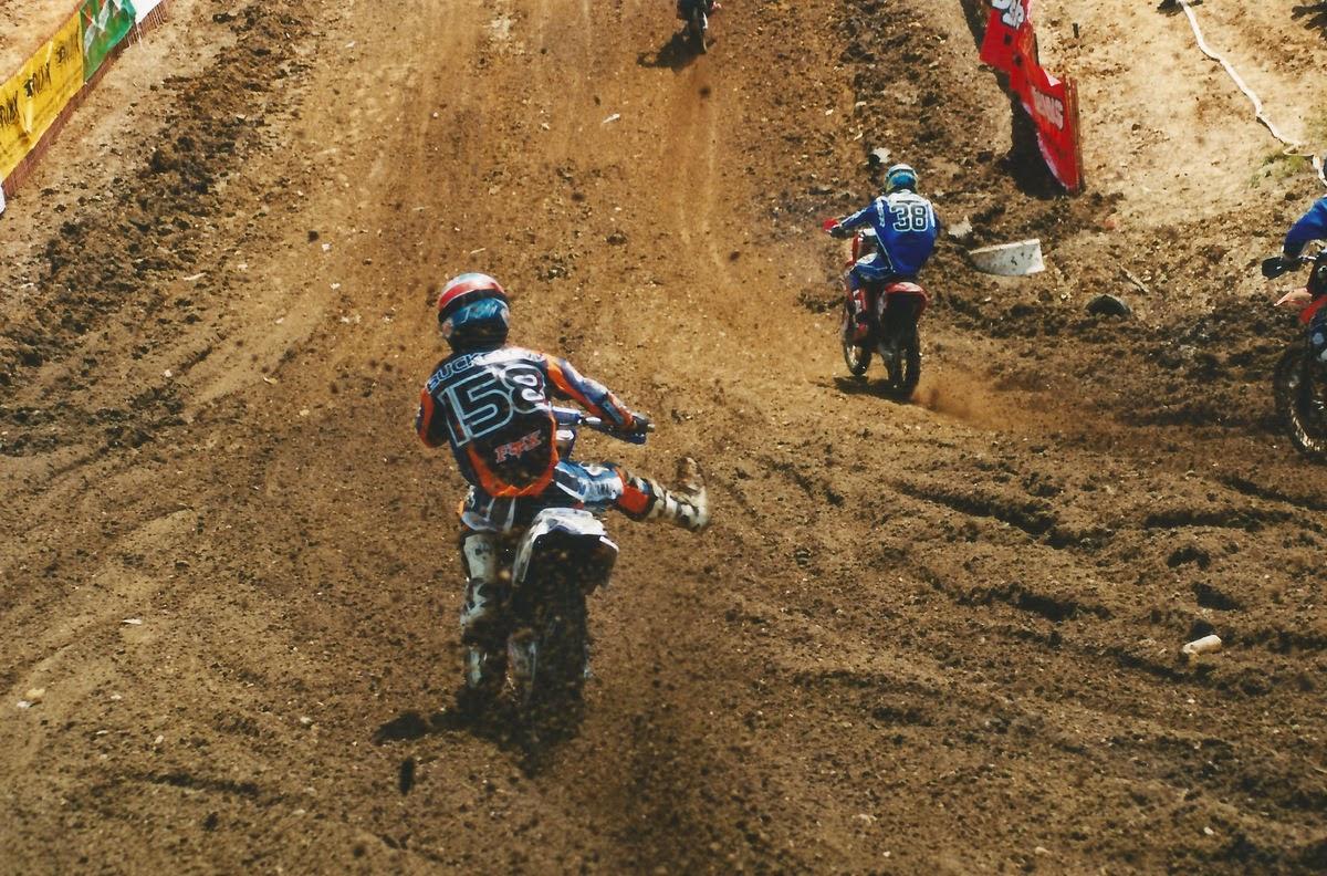 Justin Buckelew Budds Creek 2000