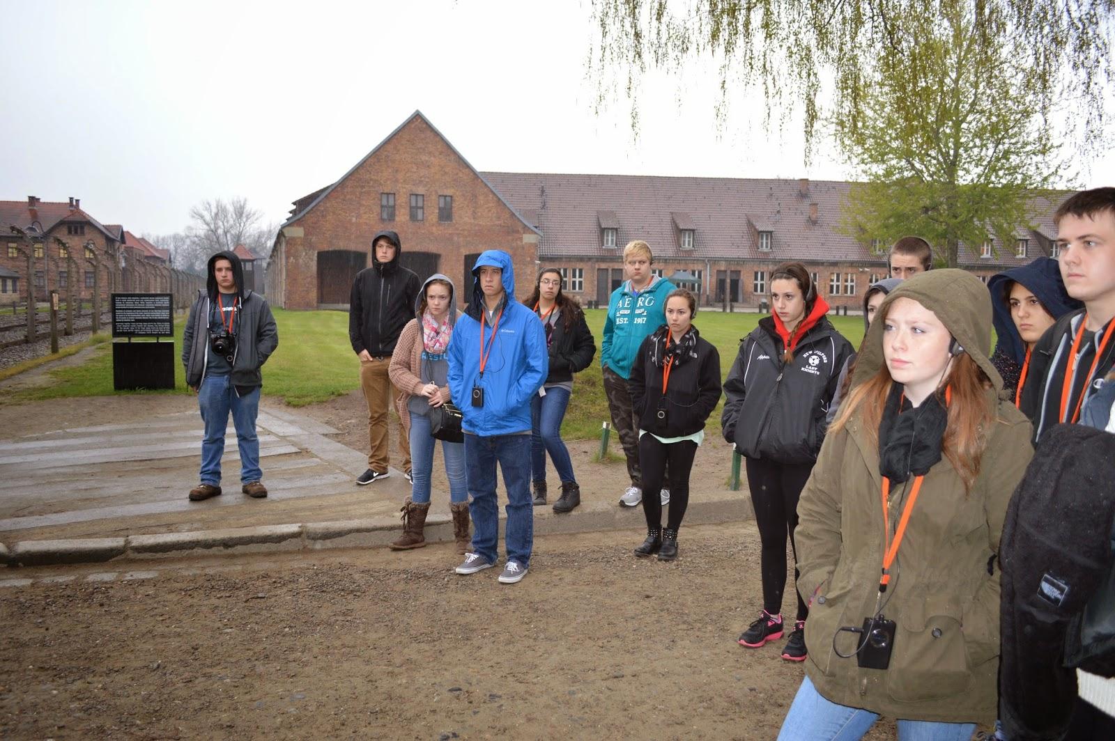 Holocaust Study Tour: Day 12 - Auschwitz - Birkenau