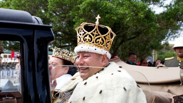 Crown Prince Naruhito and Crown Princess Masako attended the coronation of Tonga's new king