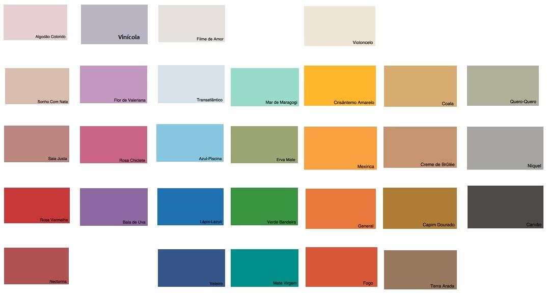 Pintores e art 2012 das cores vivas - Simulador de pintura para paredes ...