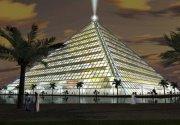 Indija Delhi piramida