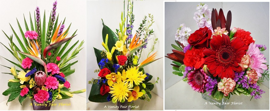 A Vanity Fair Florist - A Local Florist in Sacramento, CA - 916-488-4573