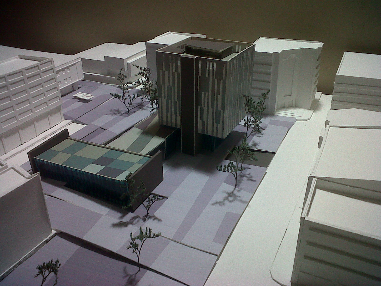 Proyectos arquitectura proyecto centro empresarial y de for Proyectos arquitectura