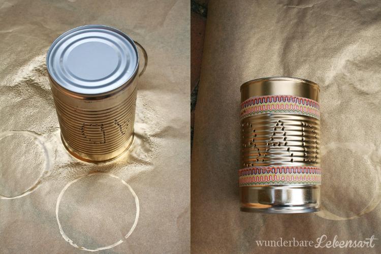 Halloween: DIY Teelichter und Meringuegeister