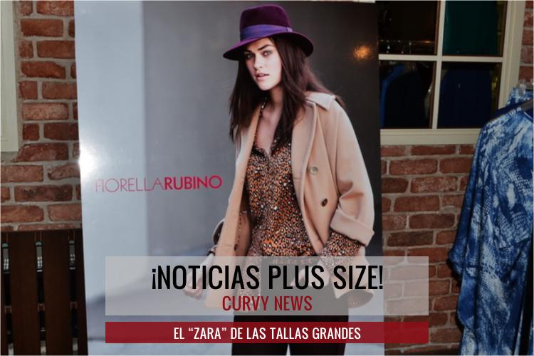 Zara de Tallas grandes · Próximamente en España