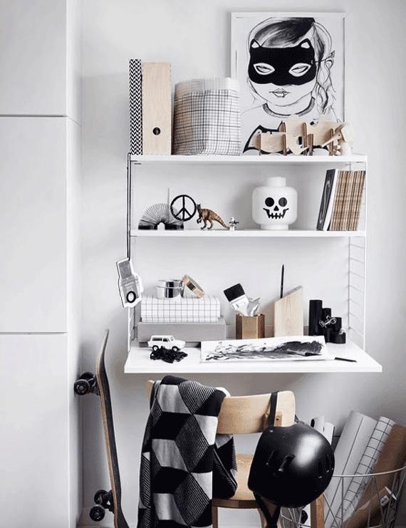 cajas estilo escandinavo