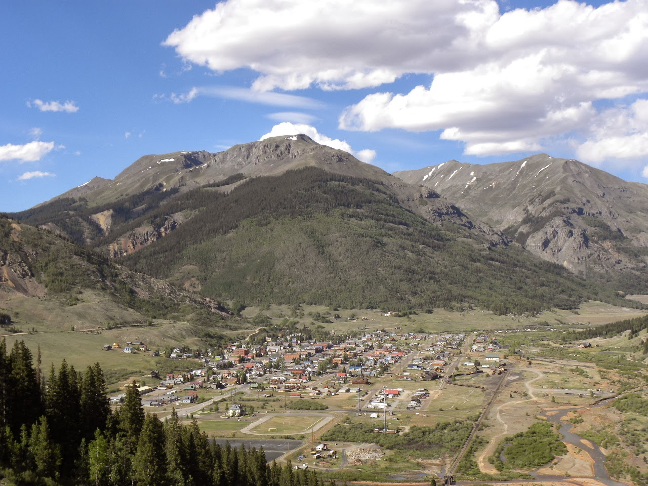 Silverton CO (where my Dad is from)
