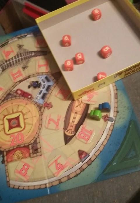 Secret Code 13+4 game sample 3