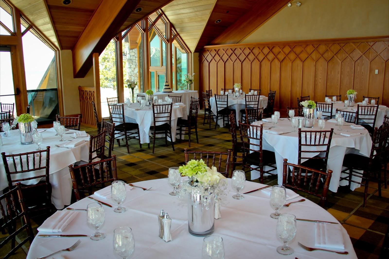 Wedding Reception Venues In South Lake Tahoe