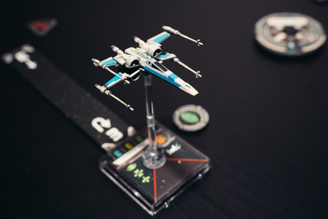 x-wing miniatyres game