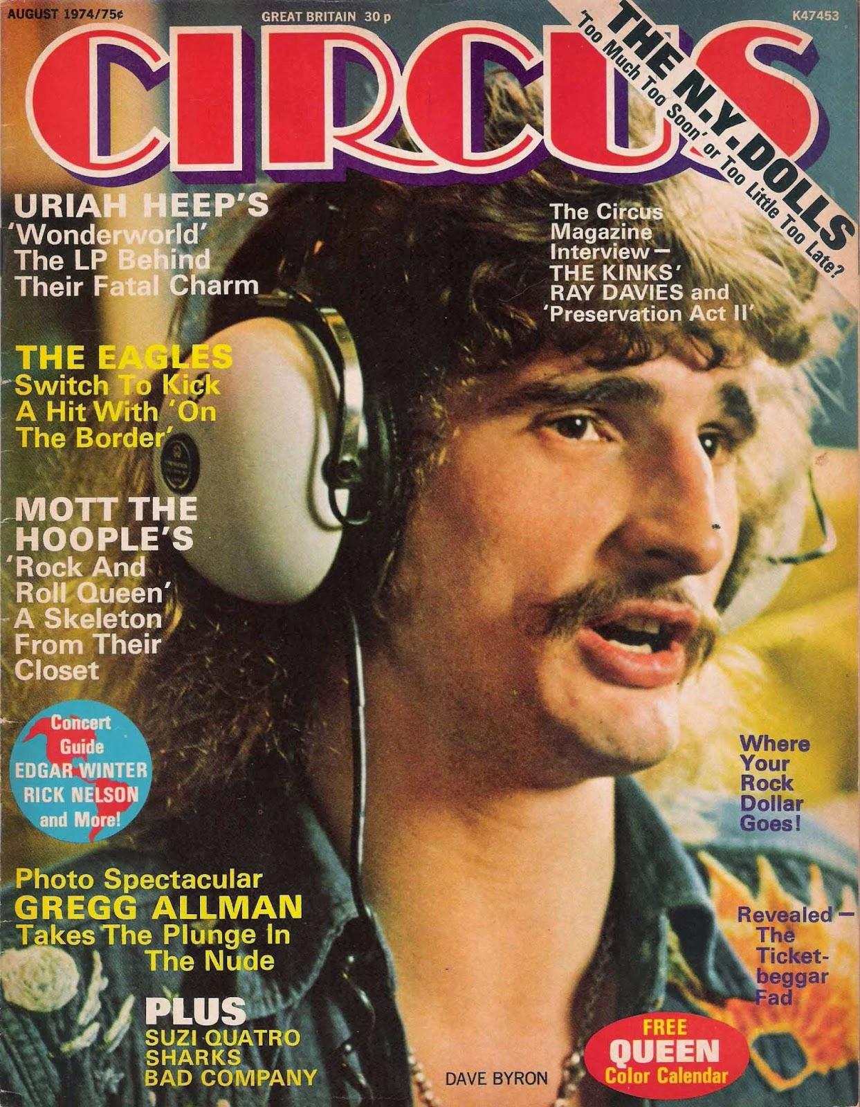 RECORTES DE PRENSA - Página 4 Circus_august_1974