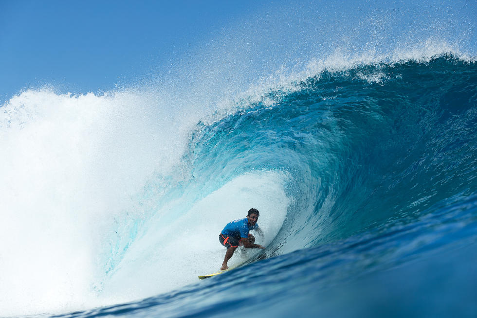 20 Bruno Santos Billabong Pro Tahiti Foto WSL Stephen Robertson