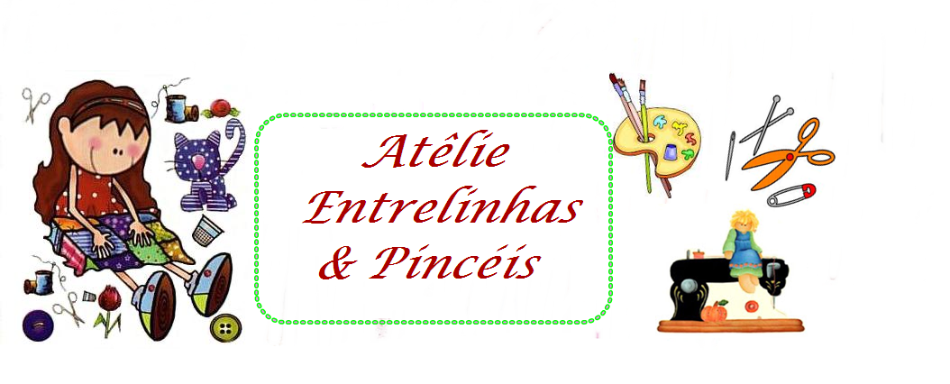 Atelie Entrelinhas e Pincéis
