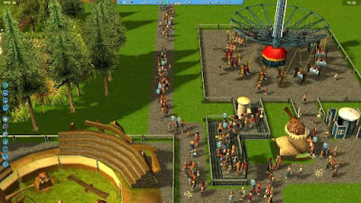 RollerCoaster Tycoon 3 PC Games Screenshot