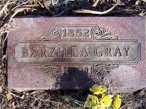 Barzilla Gray