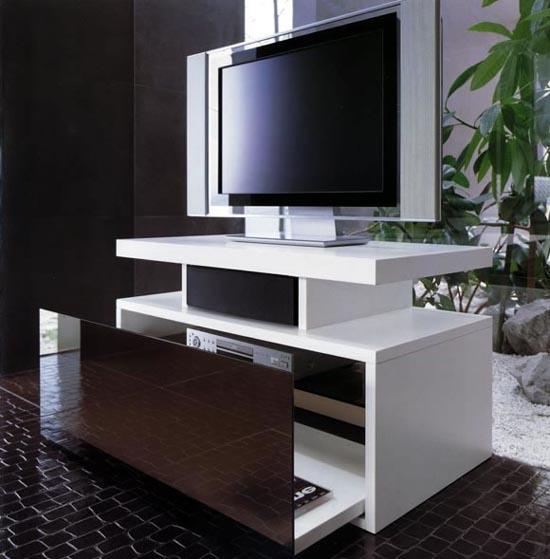 Modern LCD TV Furniture Designs An Interior Design