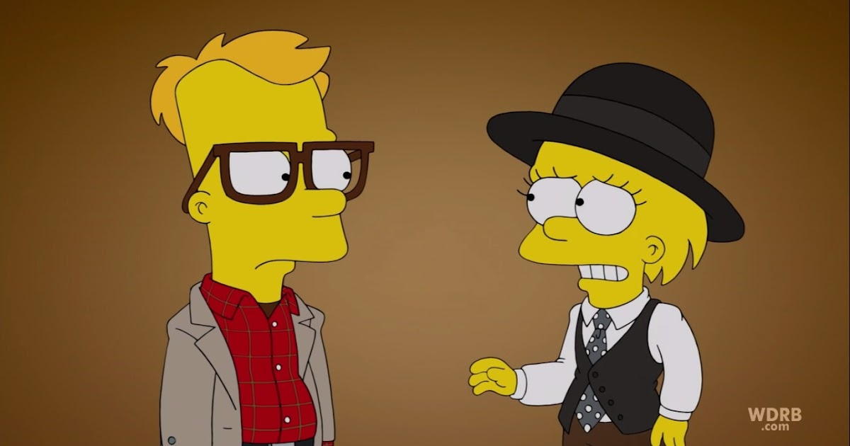 Episode zone reviews of episodes the simpsons 24x12 - Bart simpson nu ...