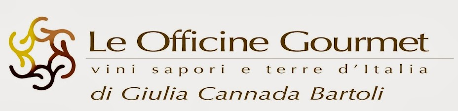 Le Officine Gourmet - di Giulia Cannada Bartoli