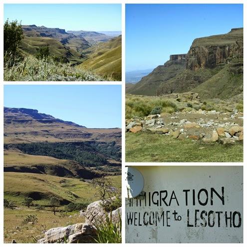 Drakensberg - Sani Pass & Lesotho