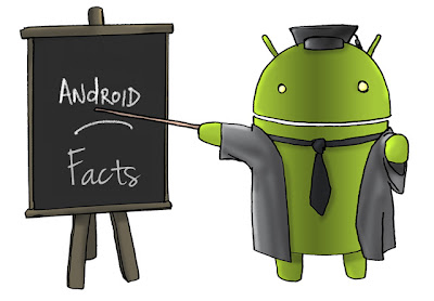 Amazing Android Facts