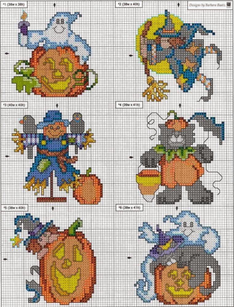 Схема вышивки крестиком человек паук 83