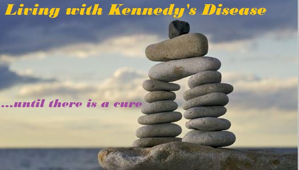 Living with Kennedy's Disease