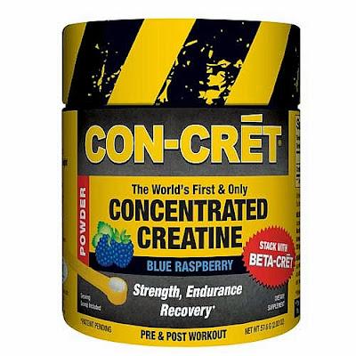 Creatina Concret
