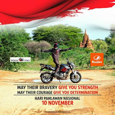 Selamat Hari Pahlawan.. 10 November 2015