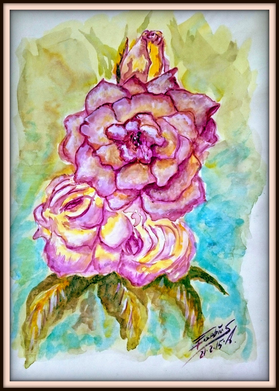 3 formas de dibujar una rosa wikiHow