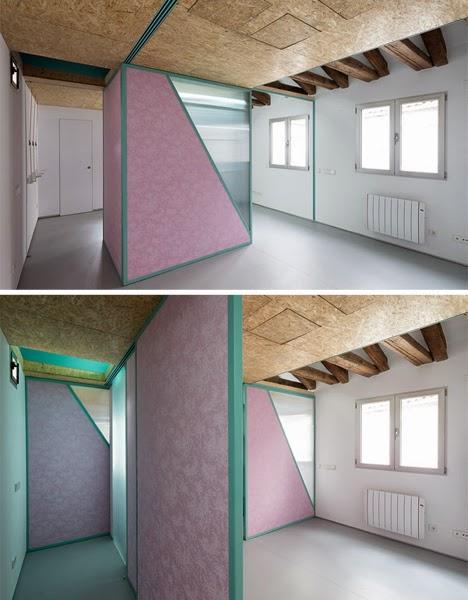 Desain Interior Rumah Kecil Mungil Sederhana nan Minimalis Rumah