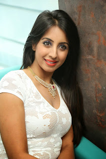 Sanjjanaa  Pictures in Short Dress at Sapphire Spa Launch ~ Celebs Next
