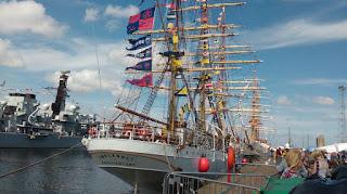 The Tall Ships Belfast