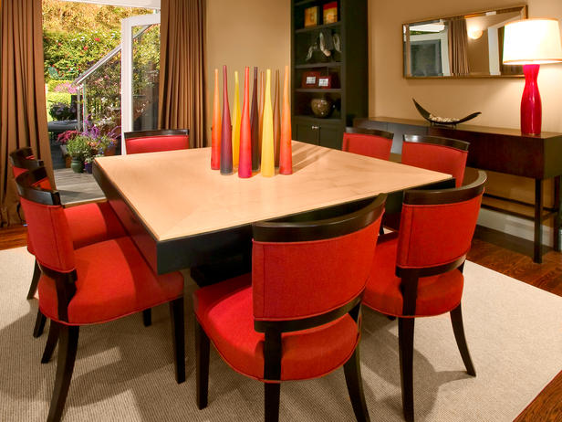 Modern Furniture Modern Dining Rooms Ideas 2011 Designers By HGTV