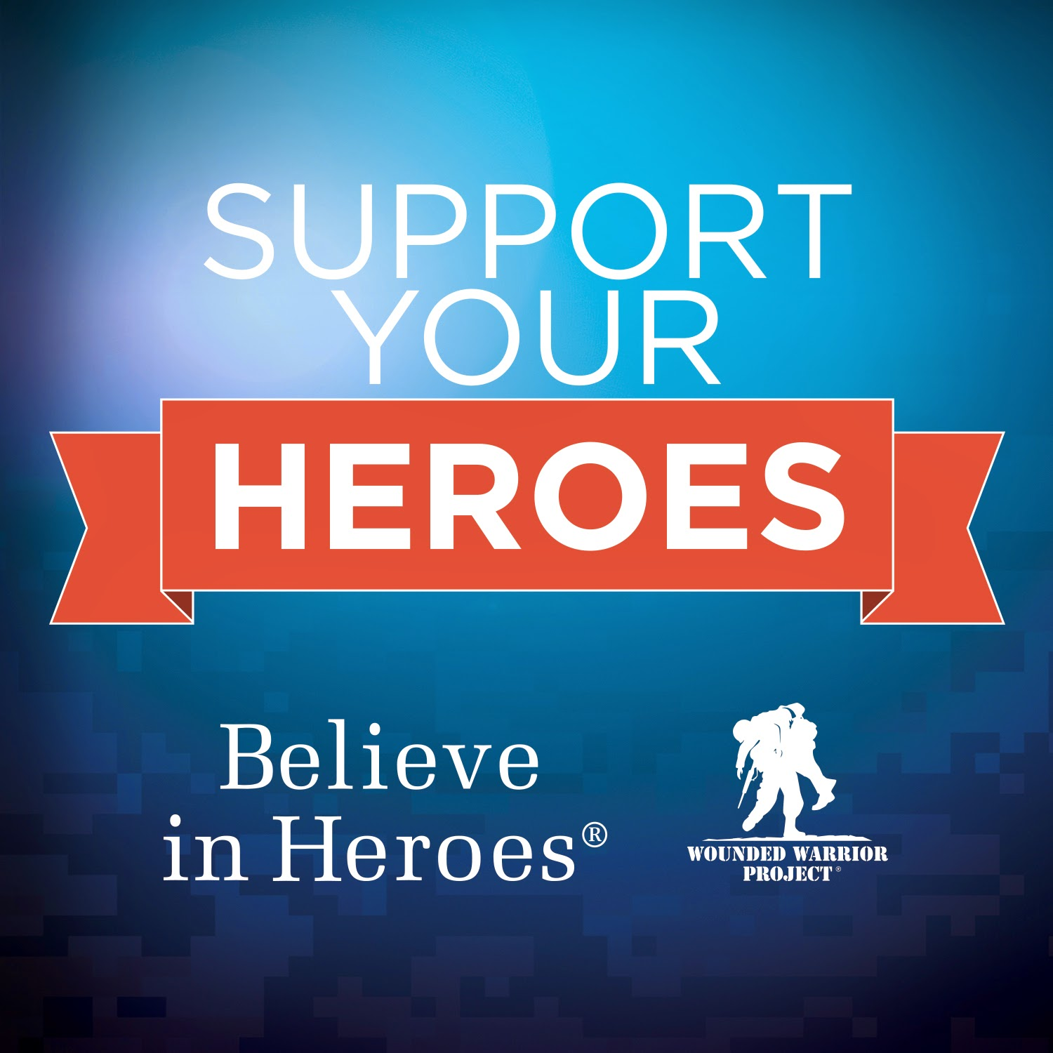support your heroes