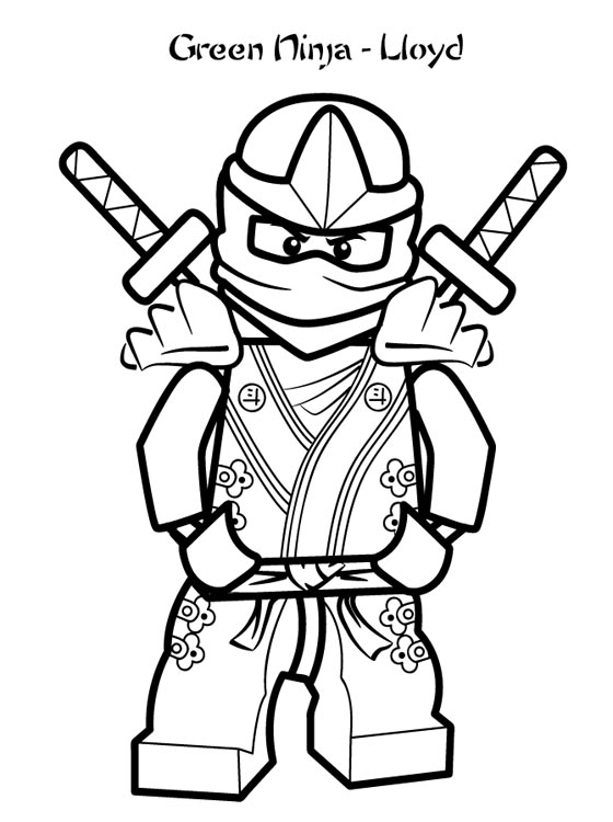 ninjago coloring sheet with 5 ninjas of hidden sound