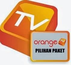 Wali Reload Pulsa, Daftar Harga Voucher Orange TV Prabayar Murah