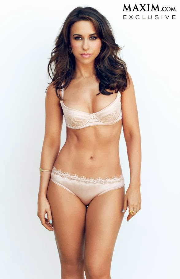 Lacey Chabert In Sexy Lingerie For Maxim Magazine Photoshoot November