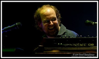 Page McConnell with Phish