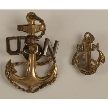 Us Navy Anchor Insignia7