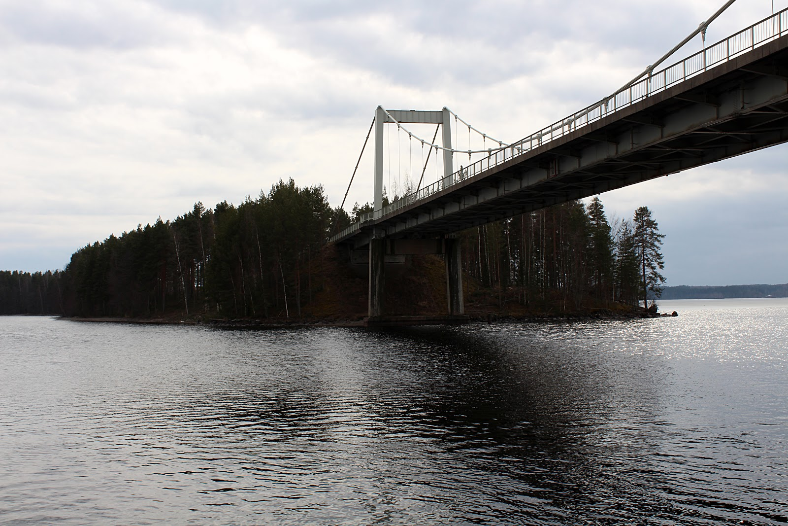 Lake Paijanne, Karisalmi Bridge Lake Paijanne, Karisalmi Bridge, Karisalmi, Lake Paijanne bridge, Finland, Karisalmi bridge Finland, Finnish sights