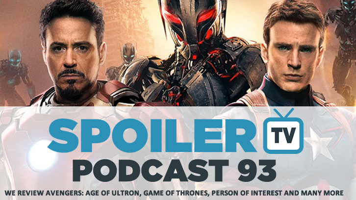 STV Podcast 93 - Avengers, Game of thrones and more