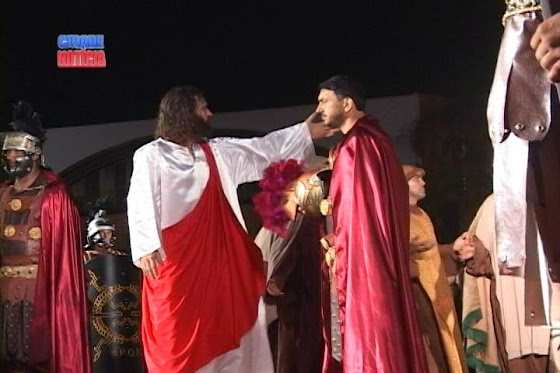 Paixão de Cristo 2015 Arapongas-Pr.