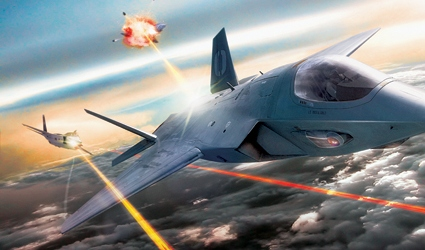 How Will Laser Weapons Change Military Aviation?