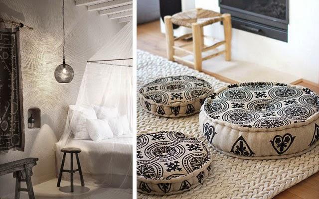 La maison 17 decoraci n interiorismo inspiradores aires for Plato de decoracion marroqui salon 2014