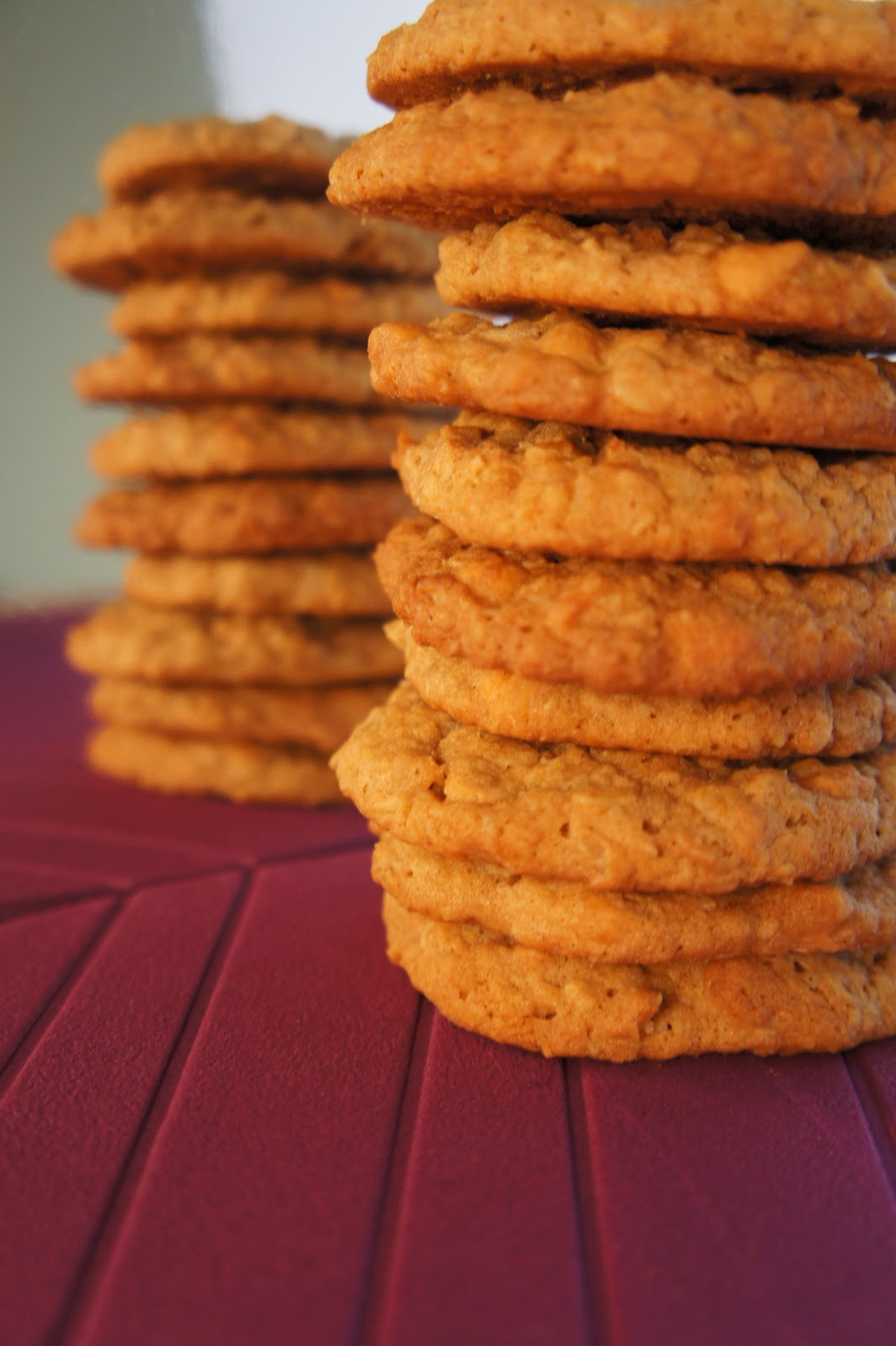 Simple Kitchen With Missy Maki oatmeal butterscotch coconut cookies | mrs. maki cooks~the simple