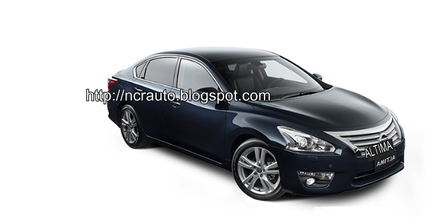 new car release 20142014 Nissan Altima New Car Release  NCR AUTOMOBILE