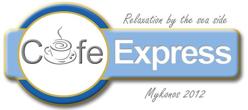 cafe Express Mykonos